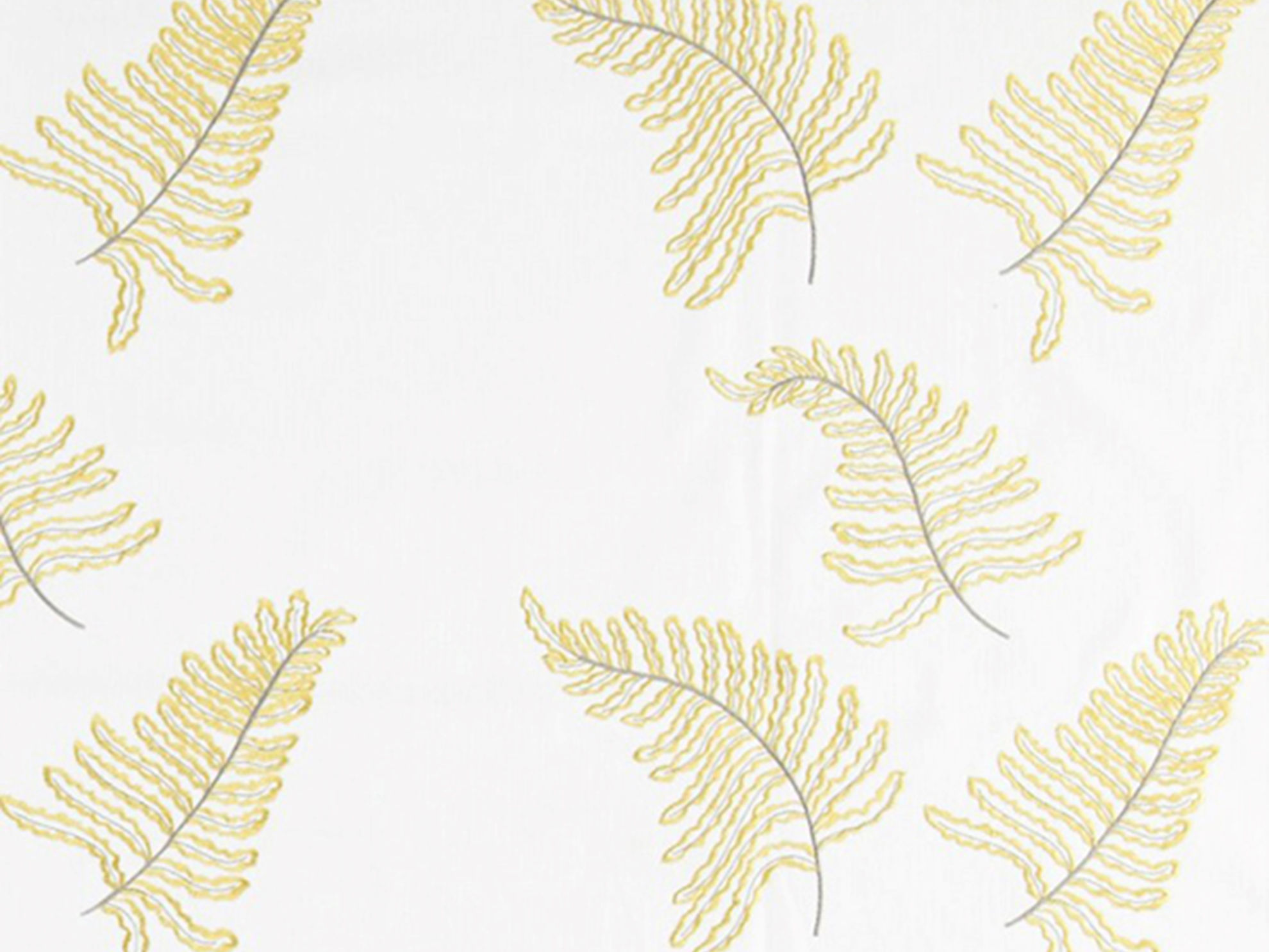 Ferns - Gold